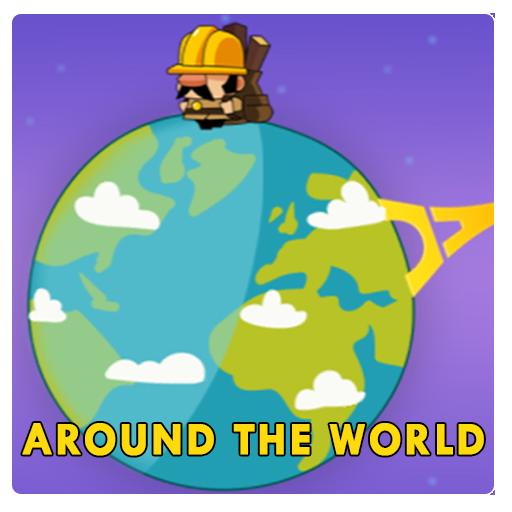 Around the World in 2 Seconds